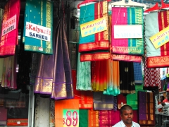 Saree shop in Chennai